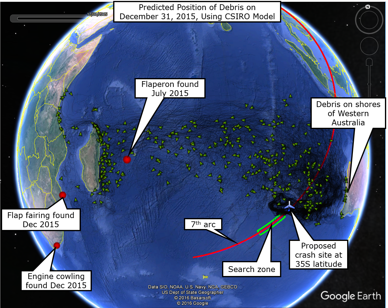 "Important Questions About ""Most Likely"" MH370 Crash Site"