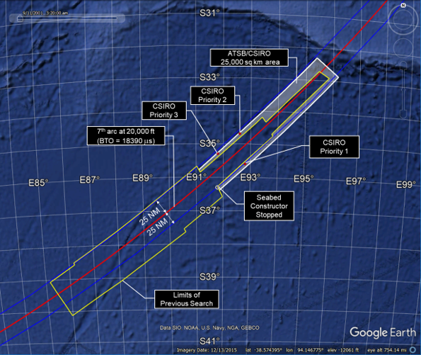 The Search for MH370 Begins Again! « The Disappearance of MH370