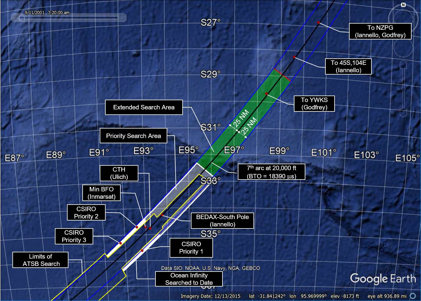 Mh370 Search Update Feb 16 2018 171 The Disappearance Of